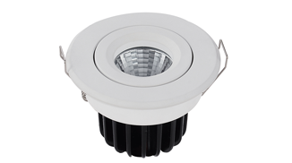 Spot LED downlight Elite réf : HS-SDT10011-W