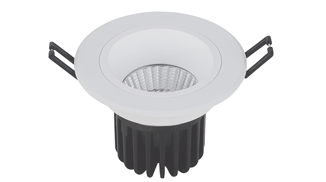 Spot LED downlight Elite réf : HS-SDT10015-W