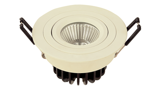 Spot LED downlight Elite réf : HS-SDT10020-W